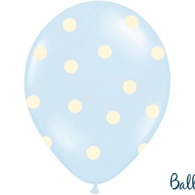 It's a boy balloner mix prikket ballon