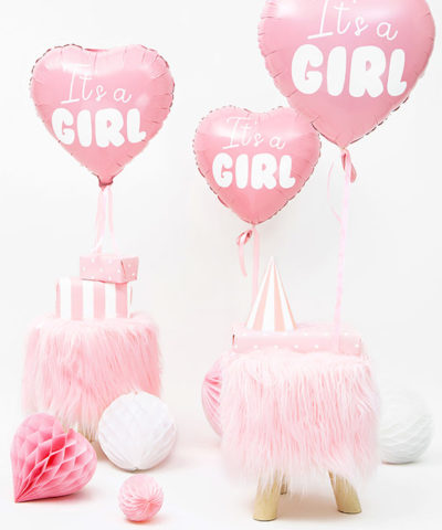 Its a girl babyshower